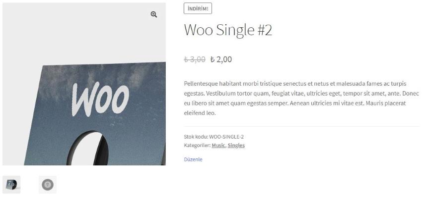 WooCommerce Ürün Fiyatı Girerek Katalog Modunda Kullanma